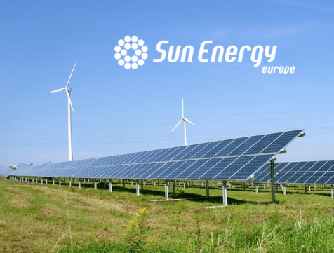 Webdesign Referenz Sun Energy Europe